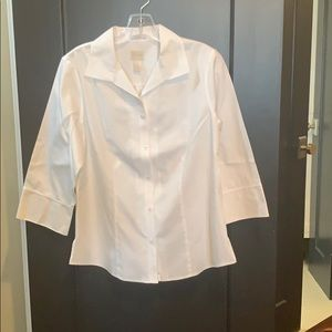 Tops - Chico Button Down Dress Shirt